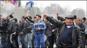 Киргизинг, насилие