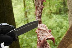 Нож и рез. Найфовка