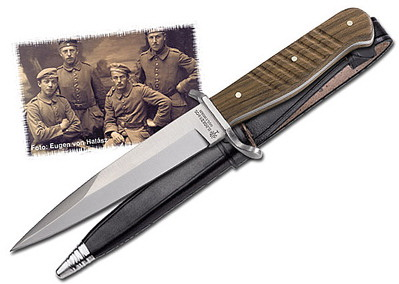 окопный нож времён 2МВ